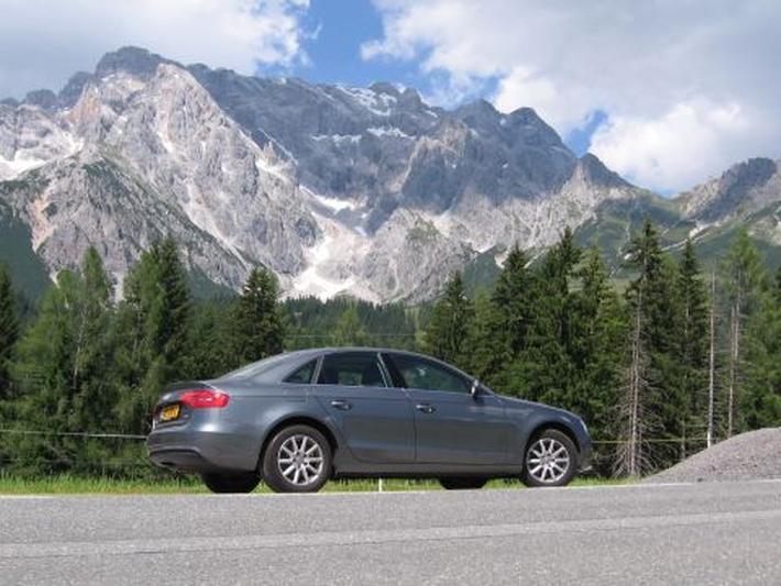 Audi A4 1.8 TFSI 170pk Pro Line (2012)