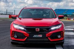 Honda Civic Type-R ook snelste op Silverstone GP