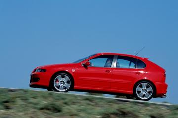 Seat Leon 1.8VT Cupra R (2002)
