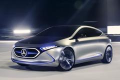 Nu helemaal: Mercedes-Benz EQA Concept