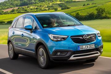 Opel Crossland X krijgt 1.2 Turbo met automaat