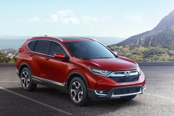 Dít is de nieuwe Honda CR-V