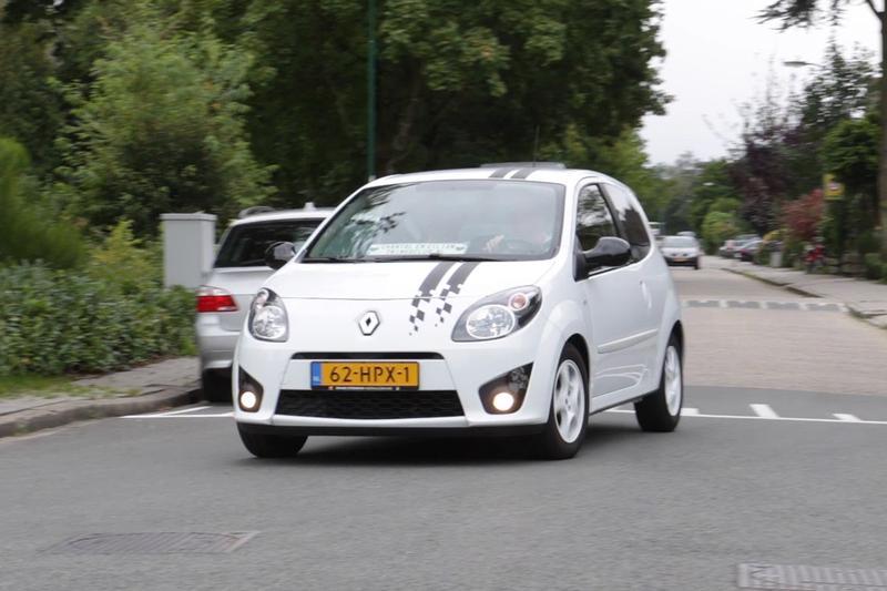 Klokje Rond - Renault Twingo