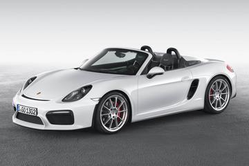'Porsche overweegt Boxster Spyder GT4'