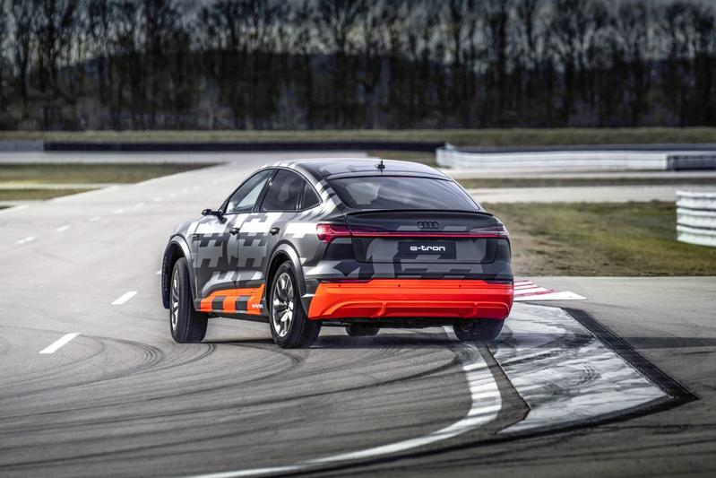 Audi Electric Torque Vectoring - Reportage