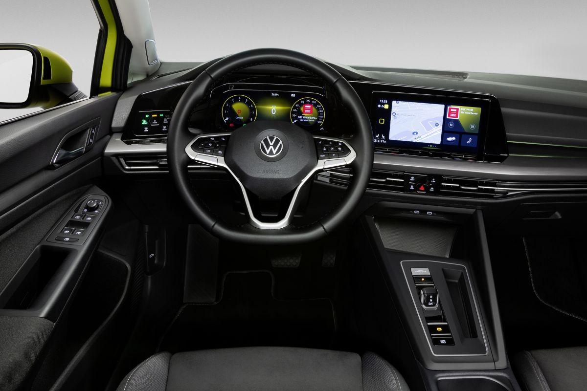 Volkswagen Golf 8 (2019) 33