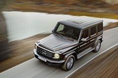 Dít is de nieuwe Mercedes-Benz G-klasse