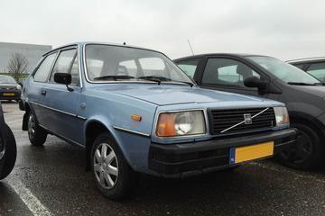In het wild: Volvo 343