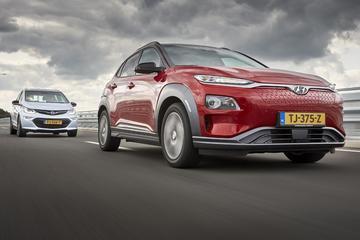 Hyundai Kona Electric vs. Opel Ampera-e - Dubbeltest