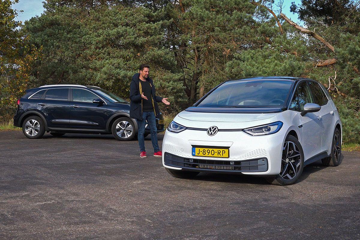 Volkswagen ID.3 vs. Kia e-Niro