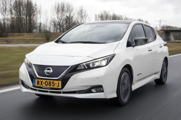 Nissan: 100.000 keer Leaf in Europa