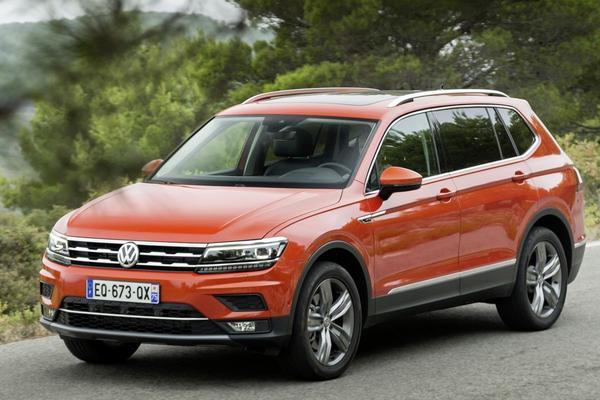 Volkswagen Tiguan Allspace nu ook met 2.0 TSI