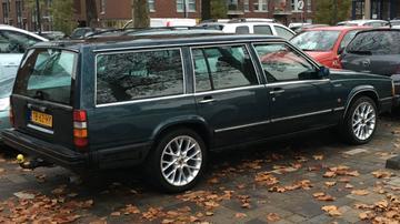 Volvo 760 GLE Estate (1988)