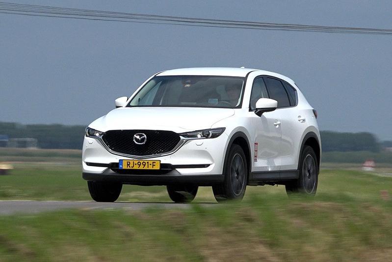 Mazda CX-5 - Afscheid duurtest