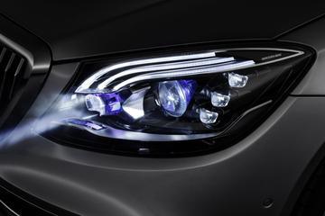 'Digital Light' Mercedes-Benz debuteert in Maybach