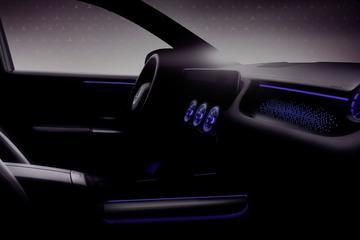 Mercedes-Benz belicht elektrische EQA