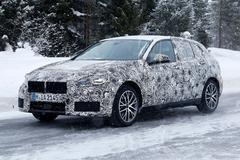 BMW 1-serie - Spionage