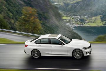 BMW's voorjaarsupdate: 318i terug