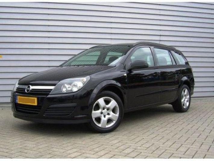 Opel Astra Stationwagon 1.9 CDTi 100pk Edition (2005)
