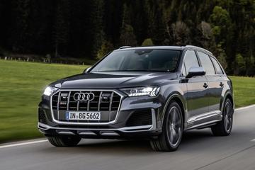 Audi SQ7 en SQ8 ook met benzinemotor naar Nederland