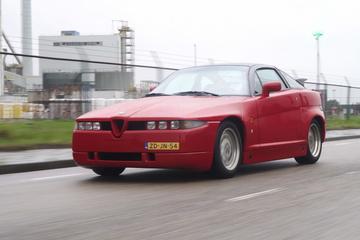 Alfa Romeo SZ - Blits Bezit
