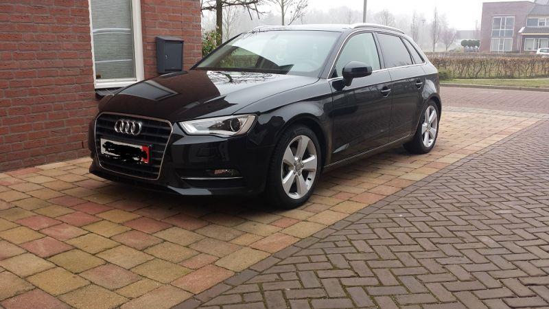 Audi A3 Sportback 2.0 TDI Ambition Pro Line + (2013)