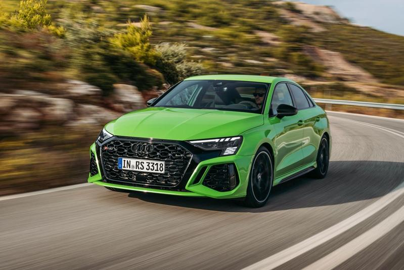 Test: Audi RS 3