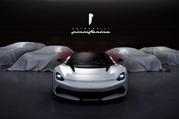 Pininfarina omarmt Bosch en Benteler