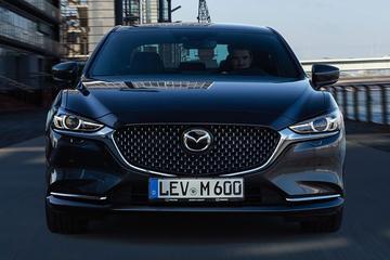 Facelift Friday: Mazda 6 (2018)