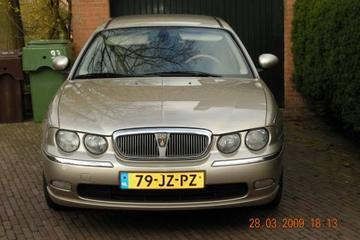 Rover 75 2.0 V6 Club (2002)