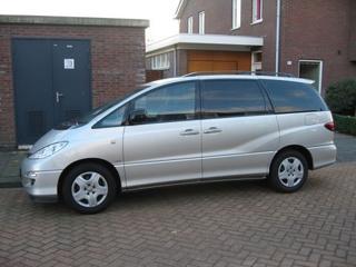 Toyota Previa 2.4 16v VVT-i Linea Terra (2003)