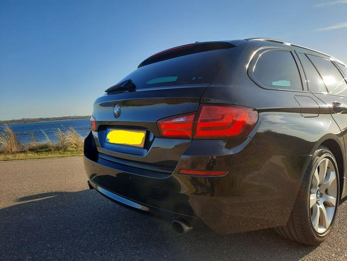 BMW 535i Touring High Executive (2011)