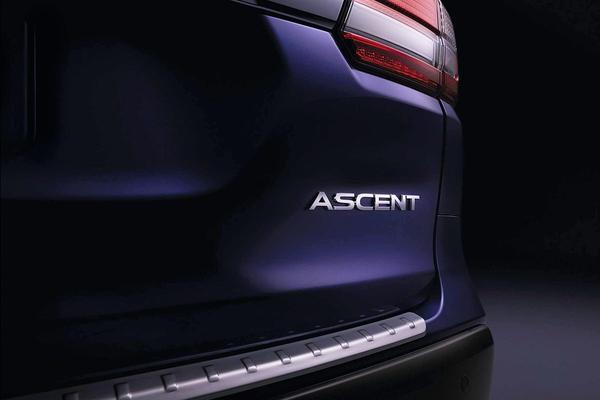 Subaru Ascent klaar voor debuut