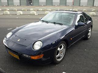 Porsche 968 Coupé (1994)