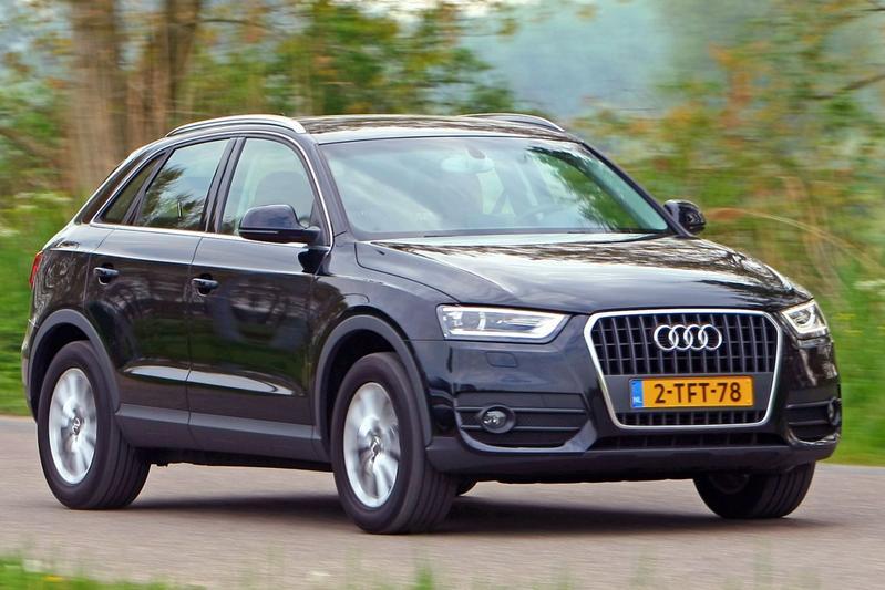 Audi Q3 1.4 TFSI (2014) - Doorgelicht