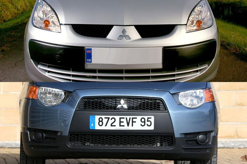 Facelift Friday: Mitsubishi Colt