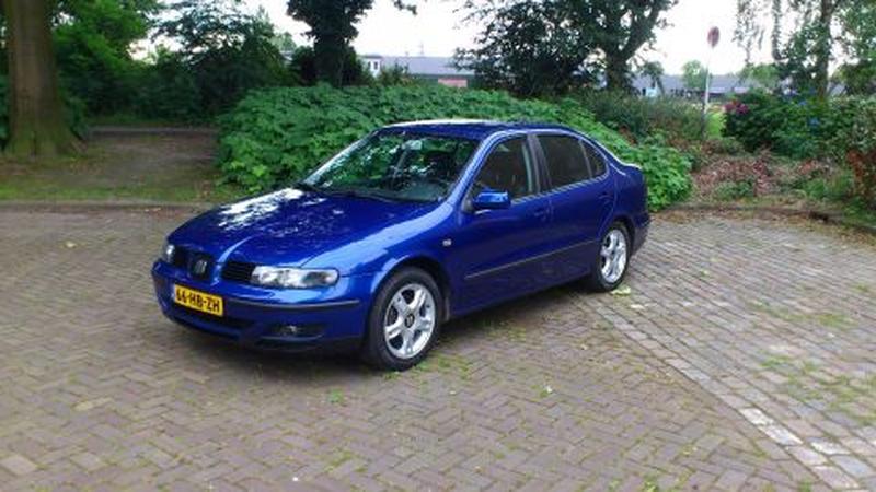 Seat Toledo 2.3 V5 (1999)