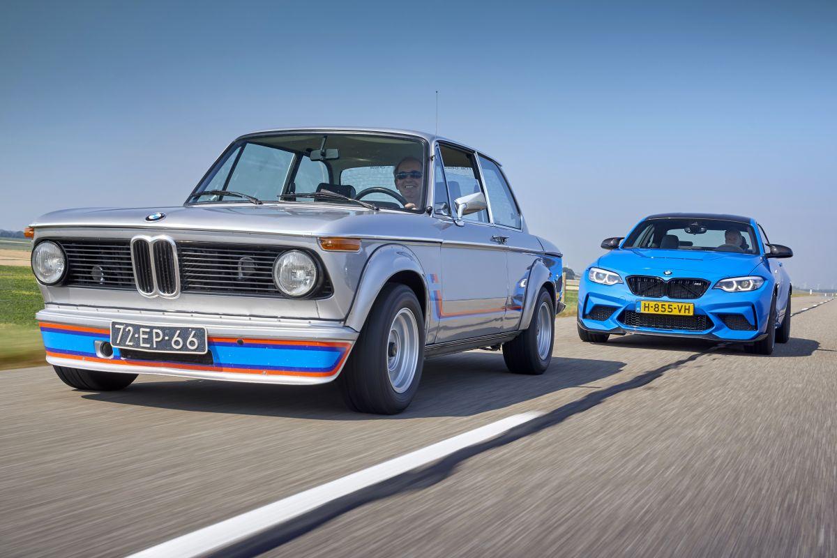 BMW klassieker M2 CS
