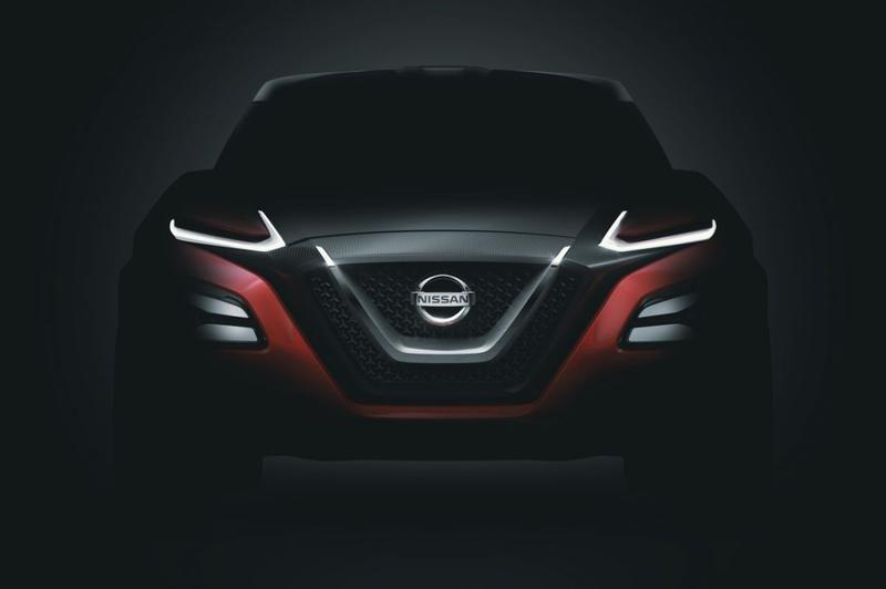 Nissans nieuwe cross-over heet Gripz