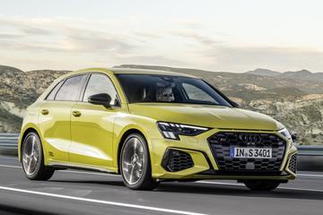 Audi S3 Sportback en Limousine breken los!