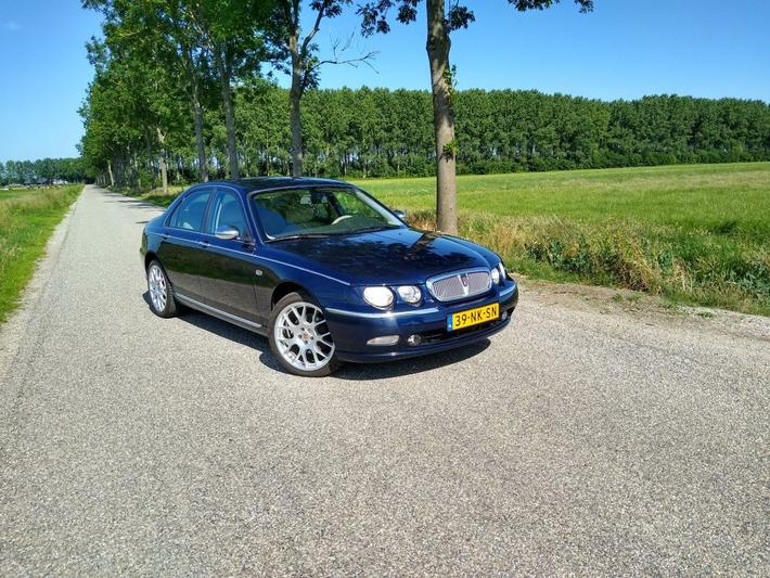 Rover 75 1.8 Turbo Club (2003)