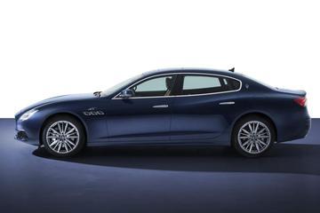 Maserati's Ghibli, Levante en Quattroporte in nieuwe uitvoeringen