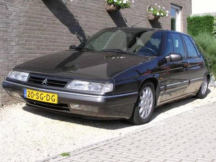 Citroën XM V6 Exclusive (1996)