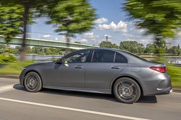 Mercedes-Benz C300e - Eerste rijtest