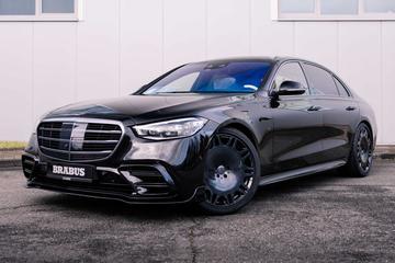 Nieuwe Mercedes-Benz S-klasse als Brabus