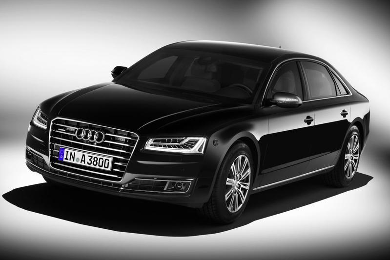 Audi A8 L Security vernieuwd