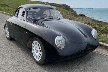Elektrische 'Porsche 365' van Watt Electric productieklaar