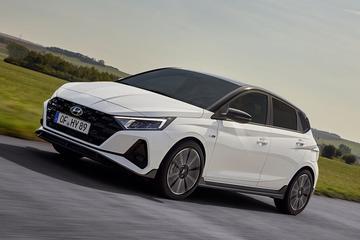 Nieuwe Hyundai i20 nu ook als N-Line
