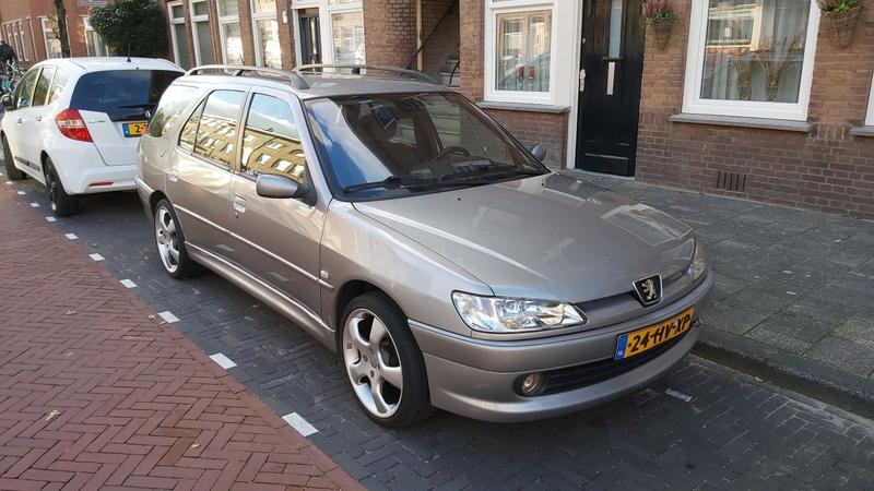 Peugeot 306 Break XT 1.6 98pk (2002)