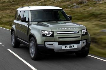 Land Rover werkt aan Defender met brandstofcel